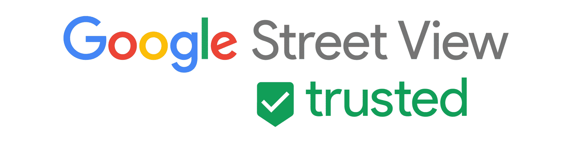 Google Street-view Trusted badge