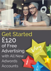 Free Adwords PPc Ad coupon voucher